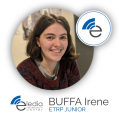 BUFFA Irene has joined the ELEDIA Staff